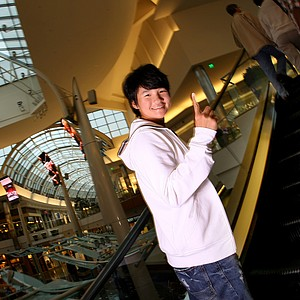 Yani Tseng photographed at The Mall at Millenia and Lake Nona Golf and Country Club.