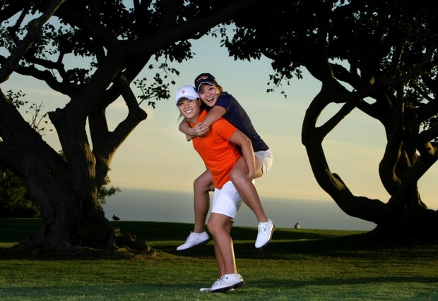 Best friends Danielle Kang and Grace Na, both graduated high school early to attend Pepperdine University and compete on the golf team. Kang has since left Pepperdine and repeated as the U. S. Women's Amateur Champion in 2011.