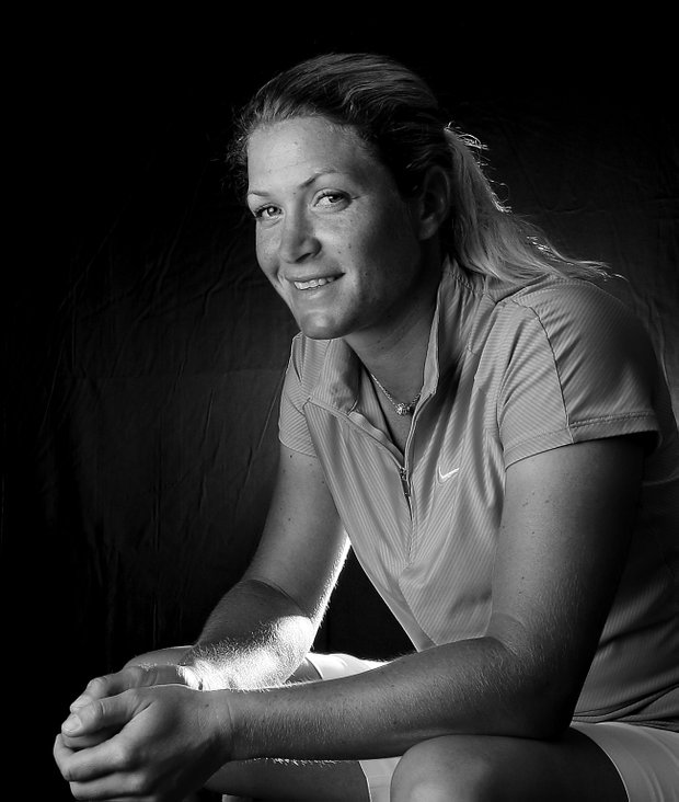 Suzann Pettersen photographed at Bay Hill Club and Lodge for Golfweek. Pettersen had two LPGA wins in 2011.