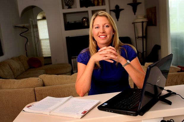 Former Duke golfer, Beth Bauer, currently lives outside Tampa. She attended University of Phoenix online to obtain a degree allowing her to teach elementary school.