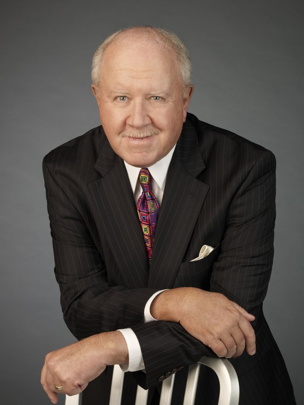 Longtime broadcaster Jim Huber. The cable network says Huber died Monday, Jan. 2, 2011 in Atlanta. A cause of death was not immediately released.