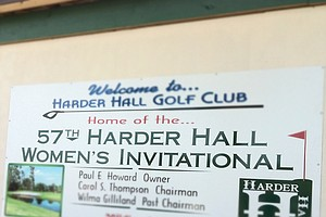 The57th Harder Hall Women's Invitational Golf at Harder Hall Country Club in Sebring, FL.