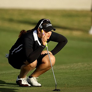 Ariya Jutanugarn placed second to her sister at the 86th South Atlantic Amateur at Oceanside Country Club.