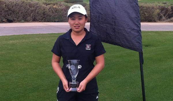 Saki Iida won the Golfweek West Coast Junior Invitational at Whirlwind Golf Club in Chandler, Ariz. with a final-round, 2-under 70.