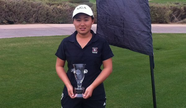 Saki Iida won the Golfweek West Coast Junior Invitational at Whirlwind Golf Club in Chandler, Ariz. with a final-round, 2-under 70.