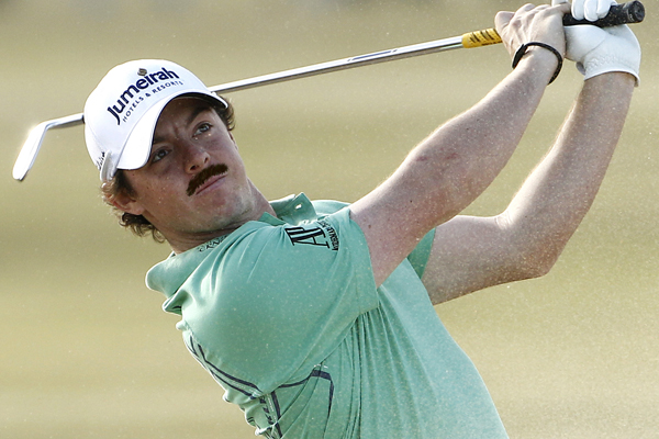A Mustache Trend On The PGA Tour Golfweek