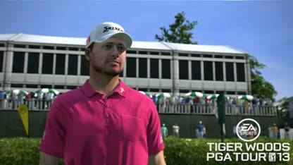 Graeme McDowell, as seen in Tiger Woods PGA Tour 13