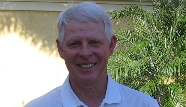 Ted Smith won the super senior title at the Gateway Invitational, his second super senior title in 2012.