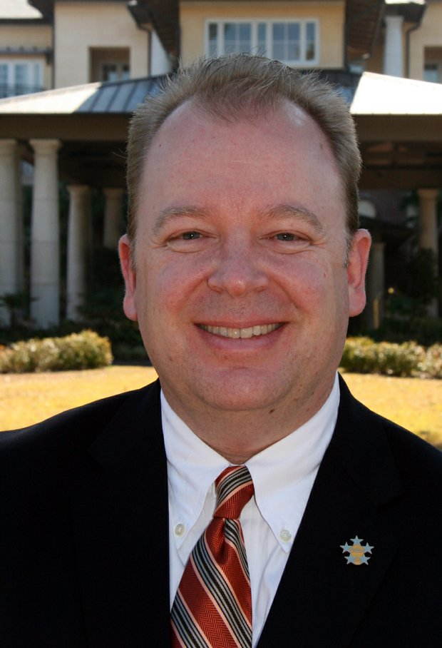 Bill Lacey is the new hotel manager at The Sanctuary.