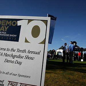 Temperatures steadily rose as the gates opened for Demo Day early in the morning on Jan. 25 at Orange County National.