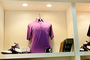G-Mac by Kartel clothing at the 2012 PGA Merchandise Show.
