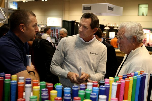 Hank Haney is a new spokesperson for PURE Grips.
