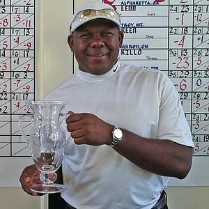 Richard Peavy, winner of 2nd Open Flight