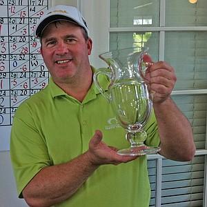 Gary Rager, winner of First Open Flight