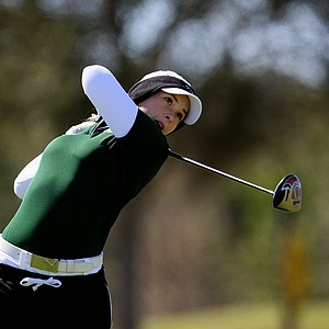 Kelsey Gibson of University of South Florida during the first round.
