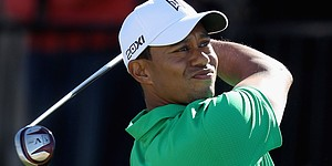 Match Play: Tiger Woods