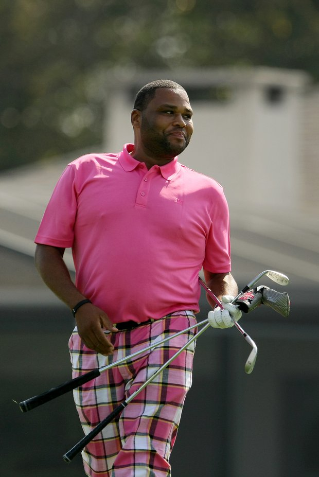 Actor/comedian Anthony Anderson was the host of the All-Star Celebrity Golf Invitational at Bay Hill Club and Lodge.