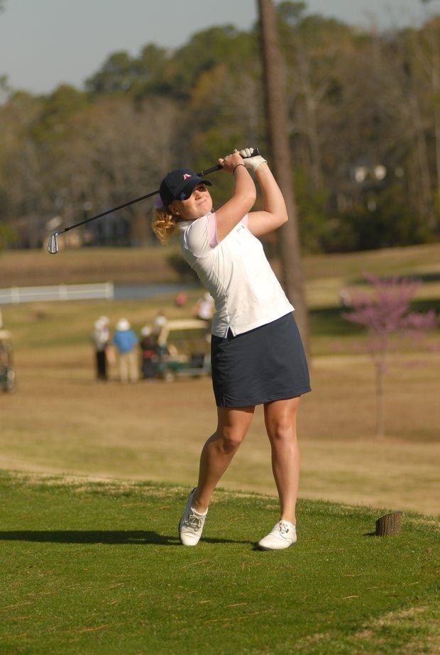 Natalie Wille, Augusta State
