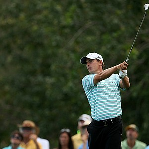 Charles Howell III during Round 3 of the Honda Classic.