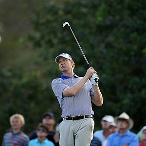 Second-round leader Tom Gillis shot 69 in the third round of the Honda Classic.