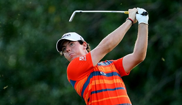 If Rory McIlroy wins the Honda Classic, he'll move to No. 1 in the Official World Golf Ranking.