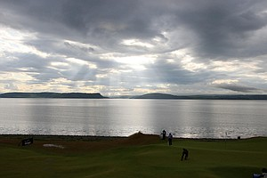 Castle Stuart Golf Links, designed by Gil Hanse.