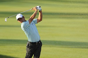 Charles Howell III during the second round of the Arnold Palmer Invitational.