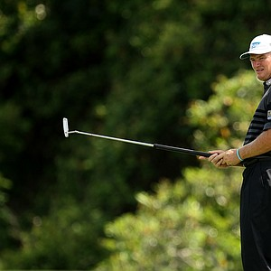 Ernie Els at No. 6 during the third round of the Arnold Palmer Invitational.