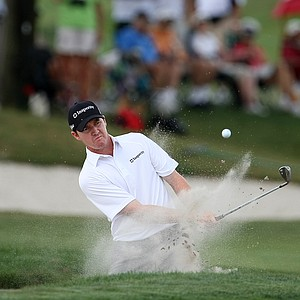 Jimmy Walker at No. 6 during the third round of the Arnold Palmer Invitational.