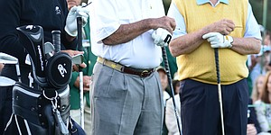2012 Masters: Honorary Starters