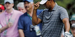 2012 Masters: Round 1 at Augusta