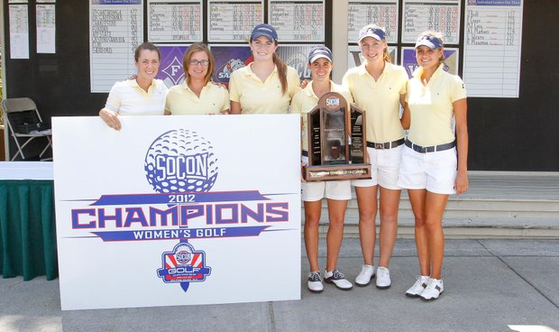 Chattanooga wins the Southern Conference Championship.