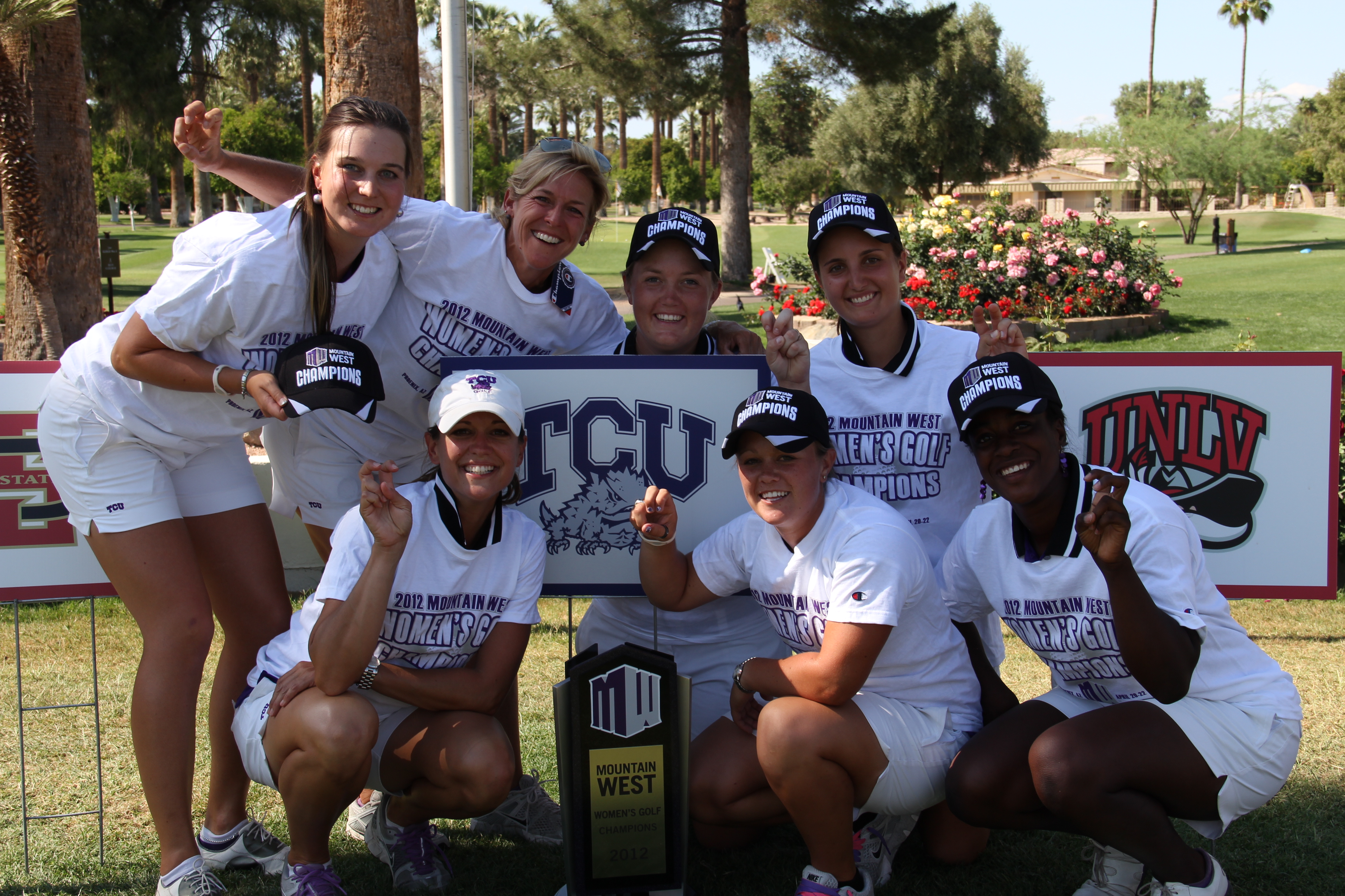 TCU after winning its second consecutive Mountain West crown.