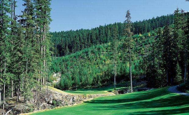 No. 3 at Fairmont Chateau Whistler Golf Club