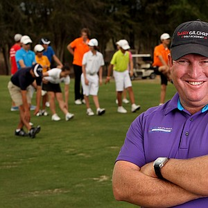Gary Gilchrist opened his own junior golf academy in Howey-in-the-Hills, Fla., after stints at IMG Golf Academy and the International Junior Golf Academy.