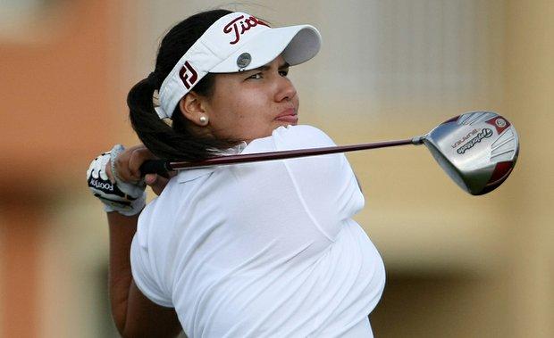 Duke's Alejandra Cangrejo (file photo)
