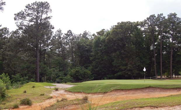No. 5 at Aiken Golf Club