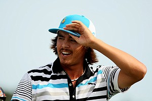 Rickie Fowler shot a 66 on Saturday at The Players Championship at TPC Sawgrass.