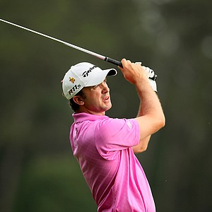 Martin Laird during the final round at The Players Championship at TPC Sawgrass.