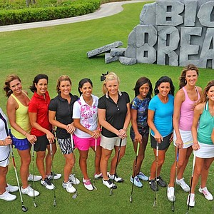 "The cast of ""Big Break Atlantis"""