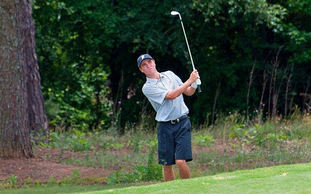 Alabama's Justin Thomas