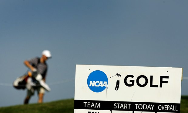 NCAA Southwest Regional Championship at Jimmie Austin Golf Club in Norman, Oklahoma.