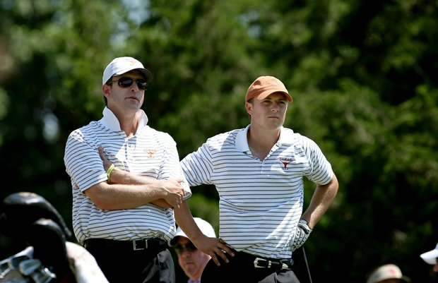 FSU's Daniel Berger is in second place after shooting a second consecutive 69 on Friday at the Southwest Regional Championship at Jimmie Austin Golf Club in Norman, Oklahoma.