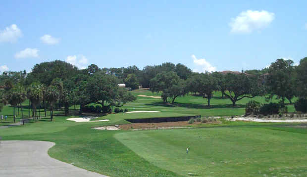 Mission Inn Resort in Howey in the Hills, Fla., where Oglethorpe cruised to a 20-shot victory for the Division 3 National Championship on Friday.