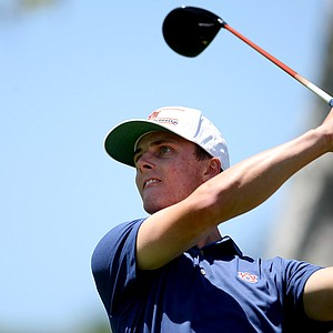 Auburn's Blayne Barber during the 2012 NCAA Championship at Riviera Country Club in Pacific Palisades, Calif.