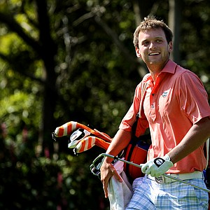Florida's Tyler McCumber during the 2012 NCAA Championship at Riviera Country Club in Pacific Palisades, Calif.