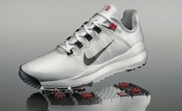 Nike's TW '13 golf shoe set to be released on June 8, 2012.