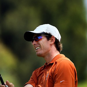 Dylan Frittelli of Texas during the finals of match play at the 2012 NCAA Championship at Riviera Country Club.