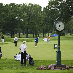 The 2012 U.S. Open Sectional Qualifying at Canoe Brook Country Club in Summit, N.J. on Monday, June 4, 2012.