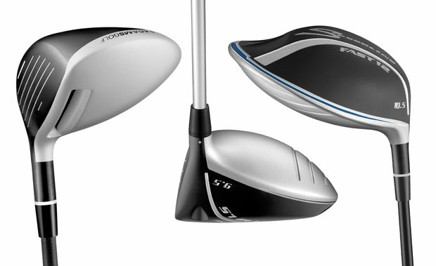 Adams Golf introduced its Speedline Fast 12 fairway woods and drivers in early 2012.